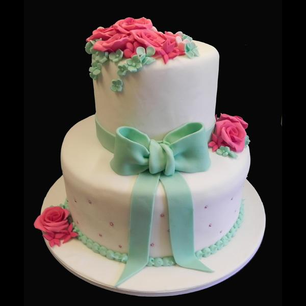 Torta di comunione torta decorata cresima for Decorazioni torte per cresima