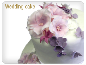 Pasticceria Roma Grottaferrata Loppa: Wedding Cake